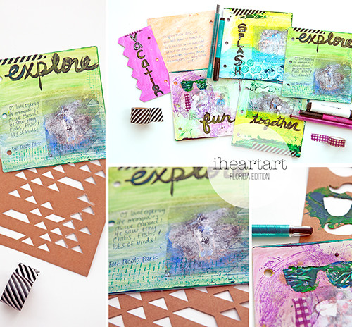 Art Journaling Month