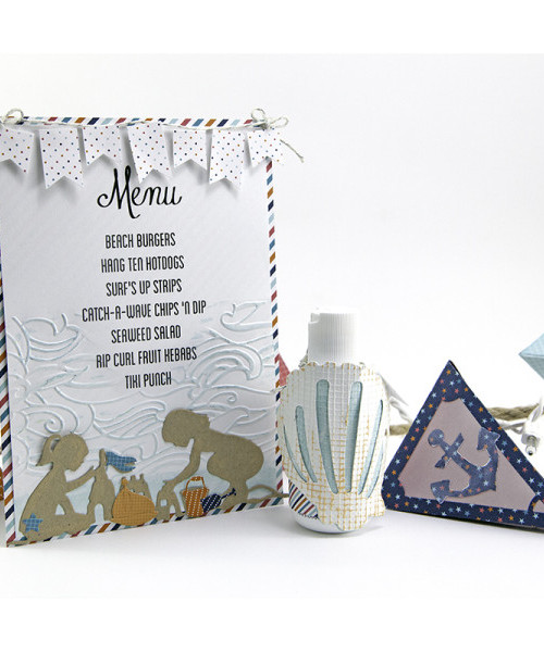 Sizzix Beachside Ensemble
